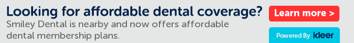 Affordable Dental Coverage from Smiley Dental, Maricopa AZ